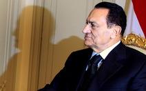 Cựu tổng thống Ai Cập Hosni Mubarak qua đời ở tuổi 91