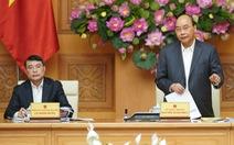Thủ tướng: 'Văcxin nào cho kinh tế để ứng phó căn bệnh sụt giảm?'