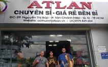 ATLAN - Công ty chuyên mau áo thun đồng phục
