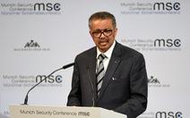 WHO: Các nước chuẩn bị tinh thần SARS-CoV-2 'đang gõ cửa'