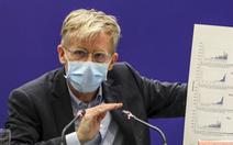 Dịch COVID-19 ngày 25-2: WHO nói số liệu giảm của Trung Quốc là thật