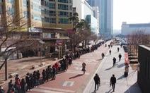 Hàn Quốc quyết dập dịch ở Daegu