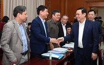 Bí thư Hà Nội Vương Đình Huệ: Bảo vệ được Hà Nội trước dịch COVID-19 là bảo vệ cho cả nước
