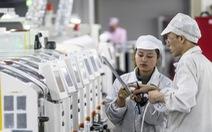 Foxconn thưởng 1.000 USD cho công nhân quay lại làm việc