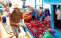 Bộ trưởng Nguyễn Xuân Cường: Không chấp nhận nghề cá tự phát, tận diệt