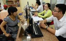 Doanh nghiệp đang nộp tiền thuế được gia hạn vào ngân sách