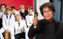 Đạo diễn 'Ký sinh trùng', 'Hạ cánh nơi anh', BTS quyên góp tiền chống COVID-19