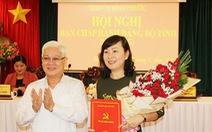 Bình Phước thêm một phụ nữ làm lãnh đạo chủ chốt