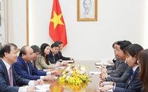 Thủ tướng muốn Aeon đưa nhiều hàng Việt vào hệ thống trung tâm thương mại