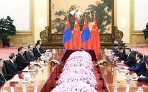 Tổng thống Mông Cổ bị cách ly sau khi từ Trung Quốc về nước