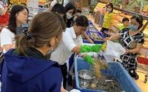 'Giải cứu' tôm hùm: Người mua tôm hùm xanh coi chừng bị ''cắt cổ'