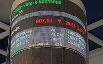 VN-Index tiếp tục giảm gần 30 điểm phiên sáng ngày vía Thần tài