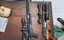 Công an truy tìm thêm nghi phạm vụ rượt trộm dê, bắn gục 4 người