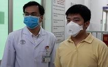 Li Zichao khỏi bệnh nhưng xin ở lại chăm sóc cha điều trị virus corona