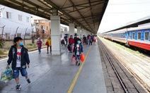 Đường sắt ngưng chạy nhiều đoàn tàu, hoàn vé 100% vì virus corona