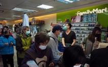 Tại Đài Loan, cúm mùa nguy hiểm hơn virus corona với 56 ca tử vong