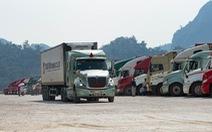 Từ ngày 20-2, cửa khẩu Tân Thanh thông quan trở lại