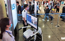Tân Sơn Nhất 'trả lại' hơn 200 hành khách quá cảnh ở Trung Quốc