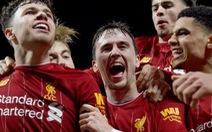 Nhờ đội hình tuổi chỉ hơn 19, Liverpool vào vòng 5 Cúp FA gặp Chelsea