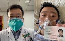 1 trong 8 bác sĩ đầu tiên cảnh báo virus corona ở Vũ Hán đã qua đời vì corona