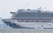 Thêm 10 người dương tính virus corona trên du thuyền bị cách ly tại Nhật Bản