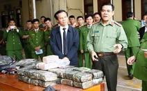Vây ráp bắt vụ vận chuyển 45 kg ma túy