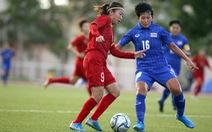 Tuyển nữ Việt Nam - Myanmar: Quyết đấu cho vé play-off dự Olympic