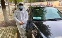 Những tài xế tình nguyện lao ra đường khi quê hương 'ngã bệnh'