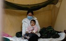 Bên trong khu cách ly phòng dịch corona của quân đội sát biên giới Việt - Trung
