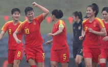 Thảm bại trước Trung Quốc, tuyển nữ Thái Lan bị loại khỏi cuộc đua dự Olympic