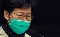 Hong Kong thừa nhận dự trữ khẩu trang phẫu thuật chỉ còn đủ 1 tháng