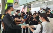 Bộ trưởng Thái xin lỗi vì đòi đuổi du khách không đeo khẩu trang