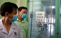 Người bệnh ra khỏi khu cách ly, cơ sở y tế chịu hoàn toàn trách nhiệm