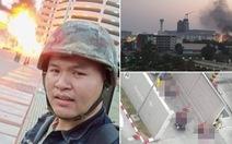 Cảnh sát Thái hạ tay súng bắn chết 26 người