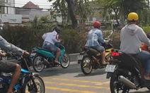 Cảnh sát xử lý nhóm 'quái xế' đua xe náo loạn quốc lộ 1