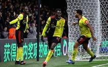Sốc: Liverpool thảm bại 0-3 trước đội áp chót bảng Watford