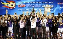 Công Phượng ghi bàn, CLB TP.HCM vẫn thua CLB Hà Nội ở trận tranh Siêu cúp