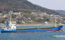 5 thuyền viên Việt mất tích sau vụ đụng tàu ngoài khơi Nhật Bản