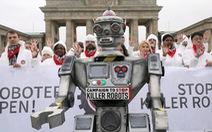 Không giao quyền đoạt mạng cho robot