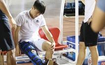 HLV Chu Đình Nghiêm: 'Chấn thương của Duy Mạnh khá nặng'