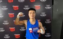 Võ sĩ boxing Nguyễn Văn Đương giành vé thứ 5 dự Olympic Tokyo 2020 cho VN