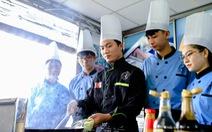 Quản trị Bếp - Ẩm thực: trải nghiệm nghề nghiệp và đảm bảo tương lai