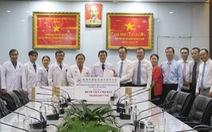 Tổng lãnh sự quán Trung Quốc tại TP.HCM thăm, cảm ơn Bệnh viện Chợ Rẫy