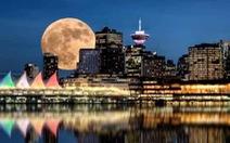 Ngắm siêu trăng tháng 3 ở TP.HCM và các nước