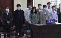 Xét xử 5 cựu cán bộ thanh tra Thanh Hóa ép doanh nghiệp đưa tiền để bỏ qua sai phạm