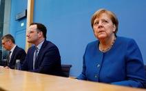 Thủ tướng Đức khẳng định mục tiêu làm chậm tốc độ lây lan COVID-19