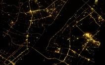 Qua ảnh vệ tinh, ngắm Vũ Hán 'hăng hái' chiến đấu với dịch COVID-19
