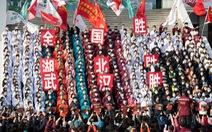 Doanh nghiệp ở Vũ Hán bắt đầu hoạt động trở lại giữa dịch COVID-19