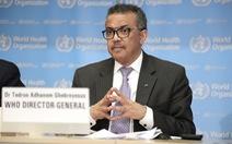 Tổng giám đốc WHO: Trung Quốc phòng chống COVID-19 'ấn tượng'