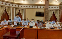 TP.HCM hạn chế họp trên 100 người, các cuộc họp khác phải đeo khẩu trang